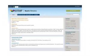 Kitsap Credit Union - Board Portal